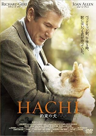 映画 HACHI 約束の犬